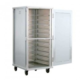 New Age 97746 Universal Adjustable Transport Cabinet 11 Sets of Angles