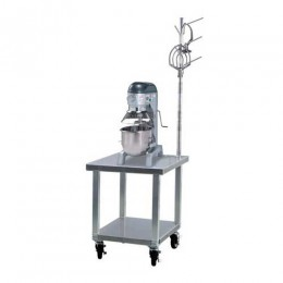 New Age 99738 Mixer Stand with Accessory Tree