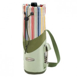 Wine Duffel  Riviera or Rose w/ Carry Strap and Corkscrew