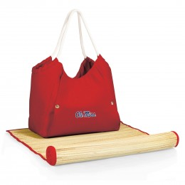 University of Mississippi Rebels/OleMiss Cabo Beach Tote & Mat