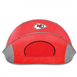 Kansas City Chiefs Manta Sun Shelter - Red