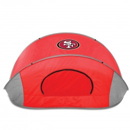San Francisco 49ers Manta Sun Shelter - Red