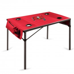 Tampa Bay Buccaneers Travel Table