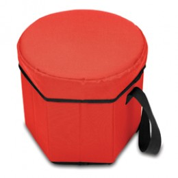 Picnic Time Insulated Collapsable Bongo Cooler
