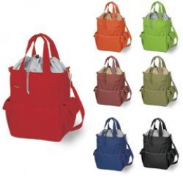 Activo Insulated Multi-pocket Tote Waterproof  & Polyester Shell
