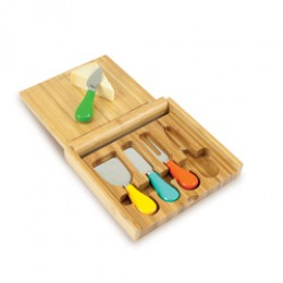 Picnic Time Carnaval Compact Cutting Board