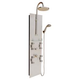 Pulse ShowerSpas 1027 Vaquero Shower Panel