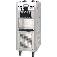 Spaceman 6378AH Soft Serve Floor Machine with Air Pump 2 Hoppers 3PH