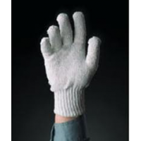 Tomlinson 93WCT Cotton Knit Work Gloves Womens White 360/CS