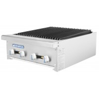 Turbo Air TARB-24 Radiance Charbroiler Natural Gas 24